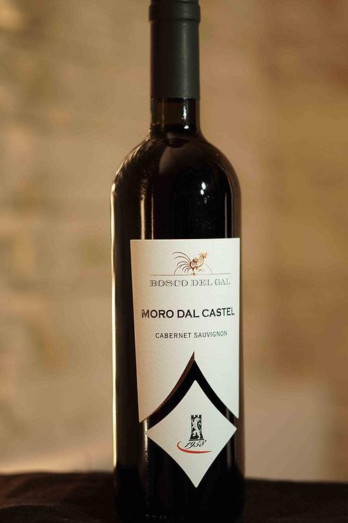 Rosso - Cabernet Sauvignon Moro dal Castel Bosco del Gal (75 cl)