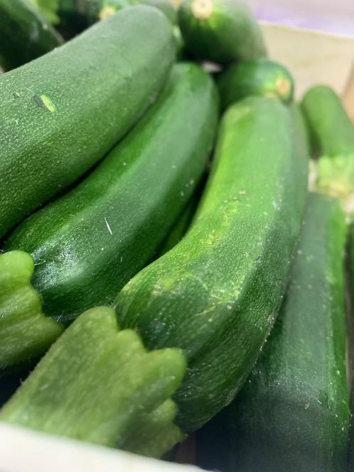 Zucchine (pièce - prix / 100 g)