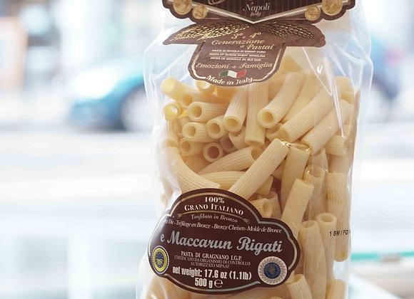 'e Maccarun Rigati (500 g) - La Fabbrica della Pasta di Gragnano
