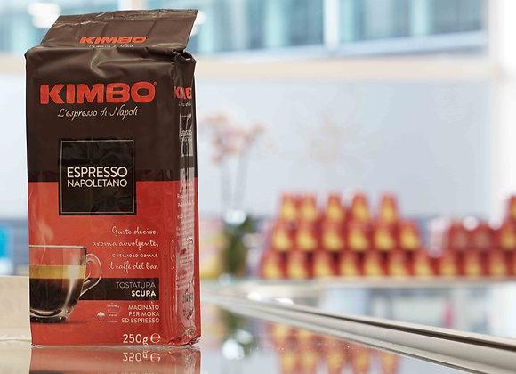 Espresso Napoletano (250g) - Kimbo