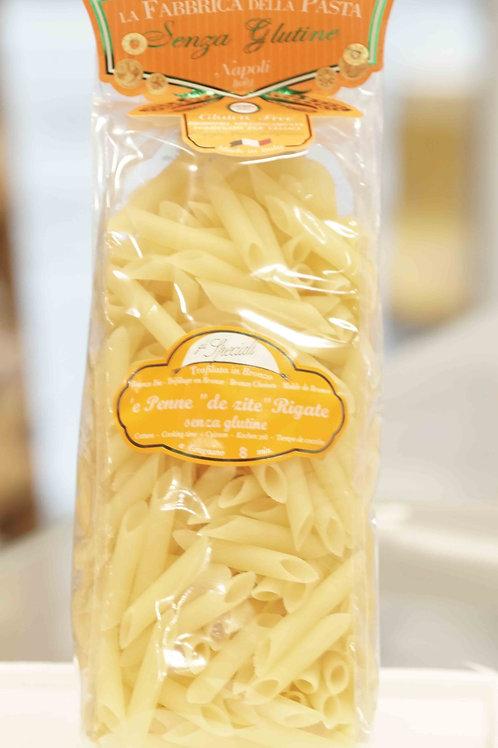 La Fabbrica della pasta - Senza Glutine - 'e Penne de zite rigate (500g)