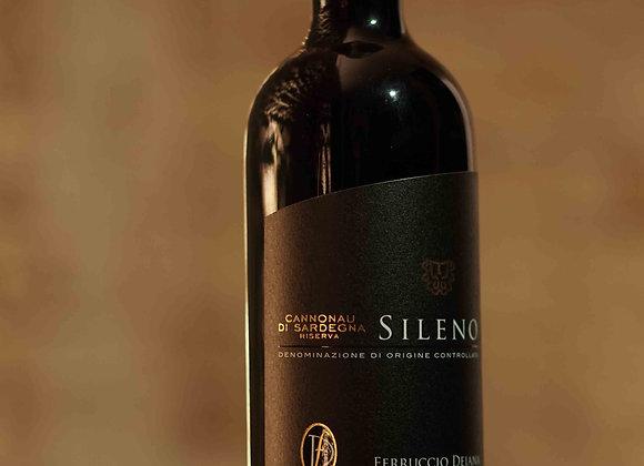 Rosso - Cannonau di Sardegna Sileno D.O.C. Ferruccio Deiana (75 cl)