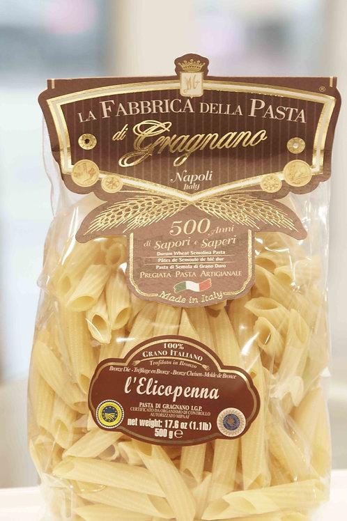 La Fabbrica della pasta di Gragnano - L'Elicopenna (500g)