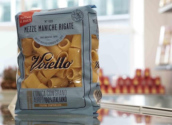 Mezze Maniche Rigate (500 g) - Voiello