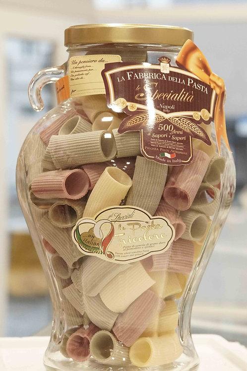 La Pasta tricolore (750 g) - La Fabbrica della Pasta di Gragnano