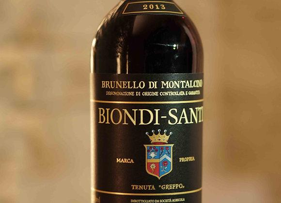 Rosso - Brunello di Montalcino Biondi Santi (75 cl)