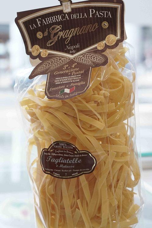 Tagliatelle (500 g) - La Fabbrica della Pasta di Gragnano