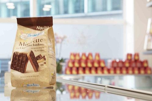 Mini Fette con cioccolato fondente (110 g) - Mulino Bianco