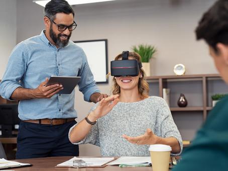 Neue Virtual-Reality-Oberfläche ermöglicht Berührungen über große Entfernungen hinweg
