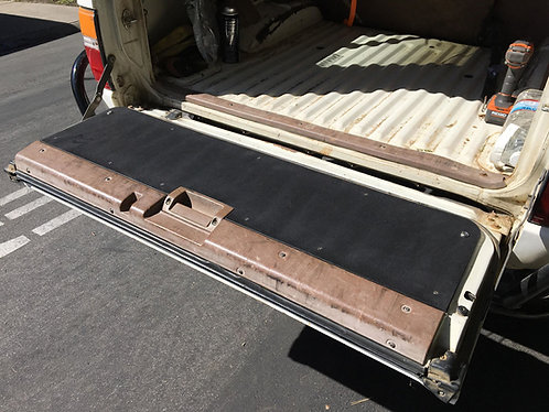 4Runner Tailgate Panel
