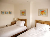 Twin Room - Caister Cottages