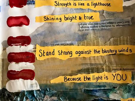 Creative Journal - Lighthouse