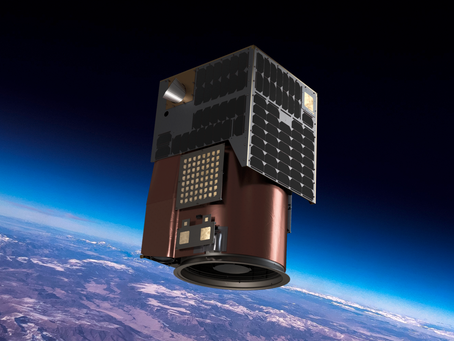 Spiral Blue announces launch mission with Satellogic