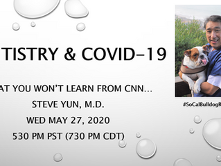 New Webinar: Dentistry & COVID-19
