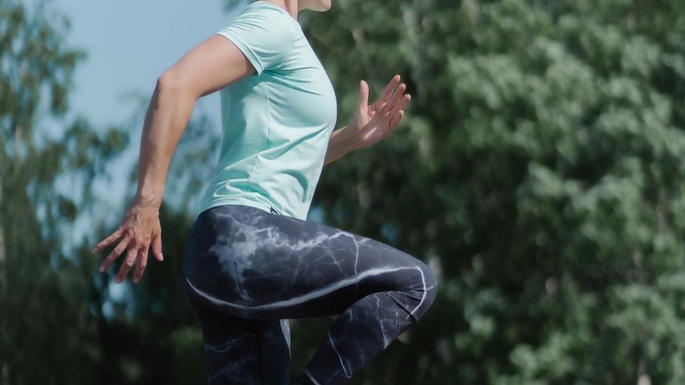 Juoksukunnon parantaminen  - treeniohjelma