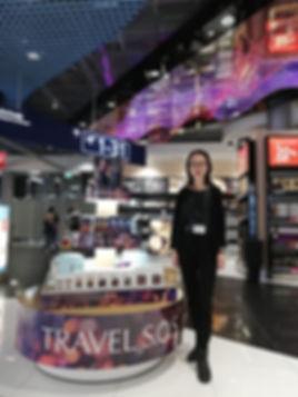 Sunnyone Promotion promootiotoimisto promoottorit lentokentälle