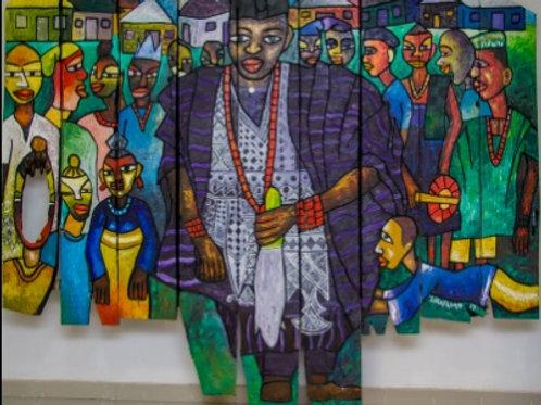 Oba Alade - Yinka Fabayo