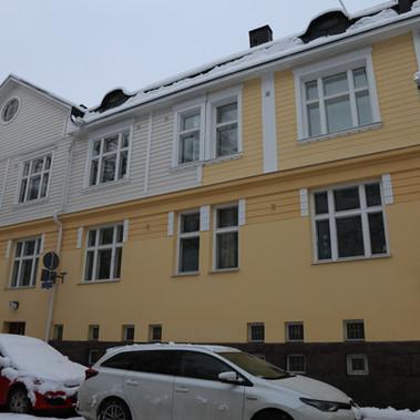 Kiinteistö Oy Auroranlinna, Pääskylänrinne 5, Helsinki