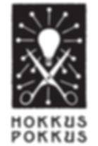 Hokkuspokkus logo