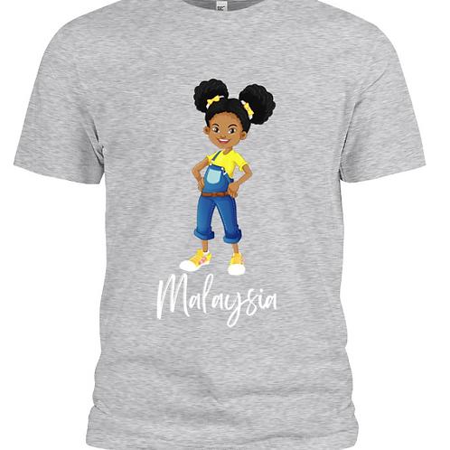 Signature Malaysia T-Shirt (Heather Grey)
