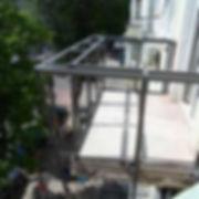 Ремонт аварийных балконов в Воронеже