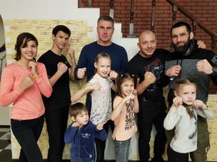 С радостью представляем вам наших новых дилеров и друзей изМосковской Федерации Универсального боя.