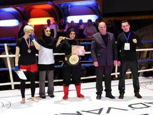 Директор компании Saad`vakass на чемпионате мира по Кунг-фу ТОА МА представляет сборную Казахста