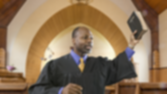 Prédication pasteur