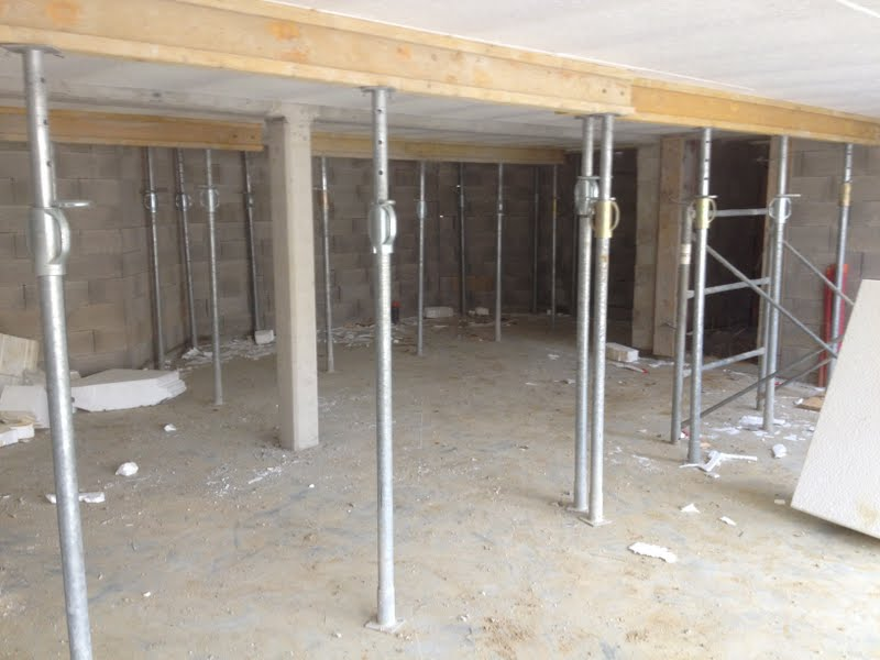 20160526 0348 Fondations - Garage