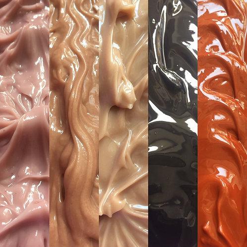 Cold process soap making workshop, 3h