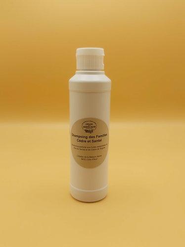 shampoing liquide tout types de cheveux 250ml