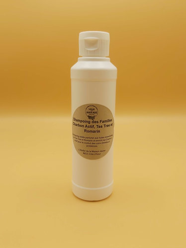 shampoing liquide cuir chevelu et à problèmes 250ml