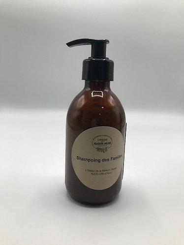 shampoing gel zéro parfum 250ml