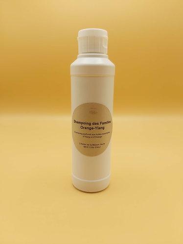 shampoing liquide zéro parfum 250ml