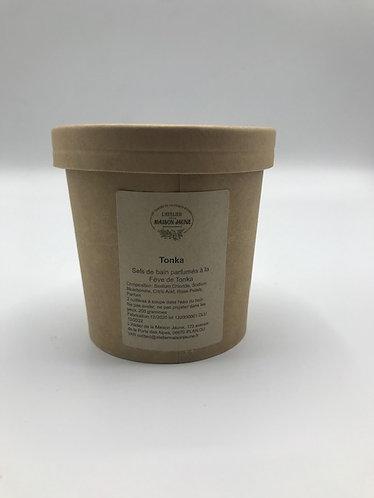 Sels de bain Tonka 250g