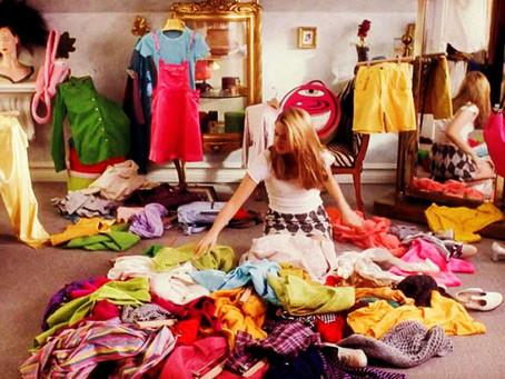 7 dicas para organizar o guarda-roupa
