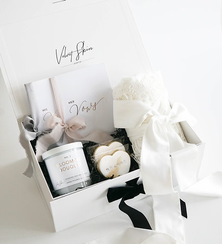 The Blushing Bride to Be Gift Box