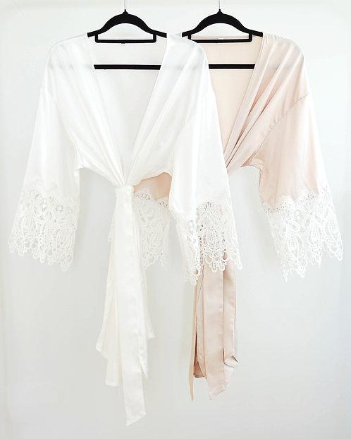 The Dahlia Robe