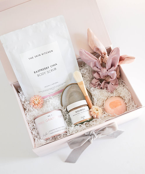 Pamper Me Pretty Gift Box