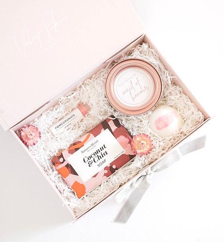 Petite Be My Bridesmaid Proposal Box - Blush