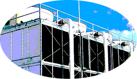 Dynesic HVAC, Cooling Tower Coating and Repair Products