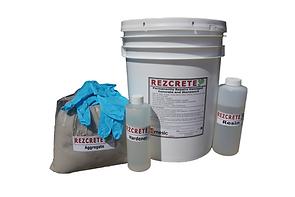 Rezcrete 3D Concrete Repair Kit