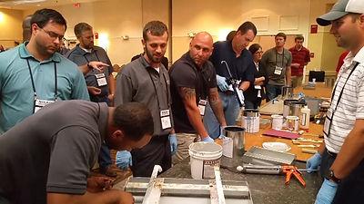 NADCA Leak Repair Coatings and Sealants by Dynesic