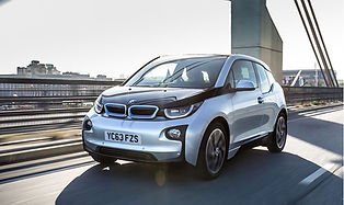 The BMW i3 is one of the only electric sports cars to be designed from the ground up, and it shows. Its striking looks show off the the carbon fibre body to maximum effect, which also helps towards the exceptional acceleration and lightweight drive.