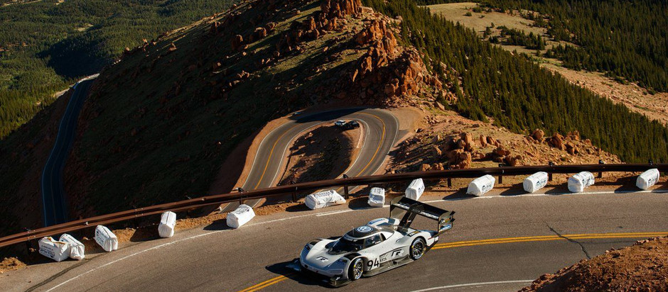 Pikes Peak: how electric vehicles are changing the landscape of motorsport's wild frontier