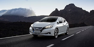 The Nissan LEAF is a unique offering for the electric vehicle market. Offering bi-directional charging, amongst a spacious and smooth drive, it is a great first electric vehicle.