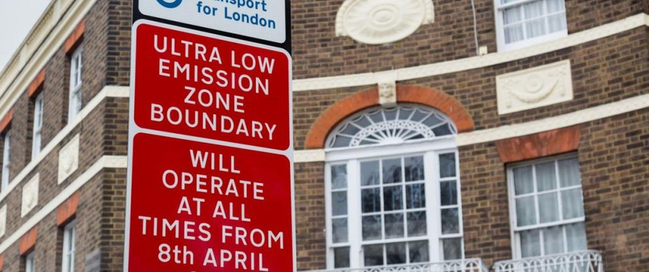 The Ultra Low Emissions Zones are here