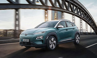 The Hyndai Kona Electric is rated Which? Best Buy Compact SUV June 2019, and comes with a host of updated design features compared to its fossil fuel predecessor, to deliver a comfortable and spacious car.