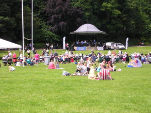 Congleton Park Band Concerts commence this Sunday