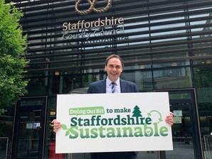 People urged to do their bit to help make Staffordshire sustainable